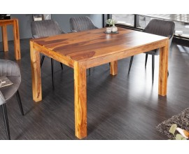 Štýlový jedálenský stôl z masívu Massive 140cm