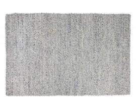Moderný obdĺžnikový koberec Cordeo v šedom odtieni 240x160cm
