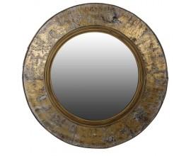 Luxusné okrúhle zrkadlo Tayce