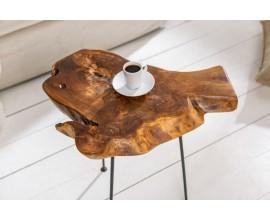 Dizajnový originálny konferenčný stolík Wild 40cm