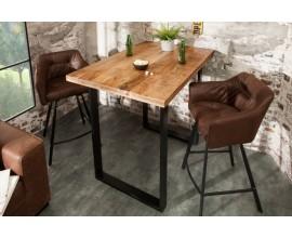 Industriálny barový stôl Steele Craft mango