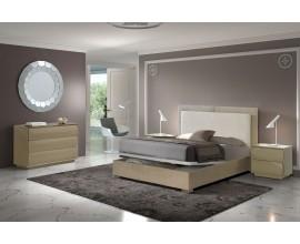 Luxusná čalúnená manželská posteľ Telma s úložným priestorom 150-180cm