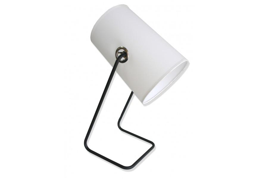 Stolná lampa FOCO BLANCA 46cm