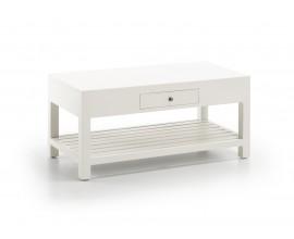 Konferenčný stolík NEW WHITE obĺžnikový