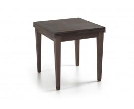 Exkluzívny retro jedálenský stôl z masívu SPARTAN rozkladací