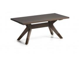 Luxusný jedálenský stôl z masívu SPARTAN II