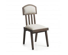 Luxusná štýlová stolička SPARTAN čalúnená