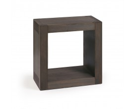 Štýlová polička SPARTAN štvorcová