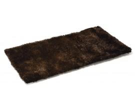 Štýlový koberec SHAGGY 140x200 REMY MARRON