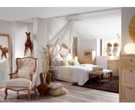 Luxusná spálňová zostava v retro štýle BROMO