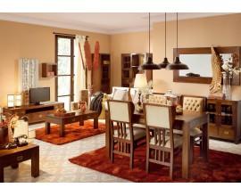 Luxusná jedálenská zostava s obývačkou FLAMINGO 2