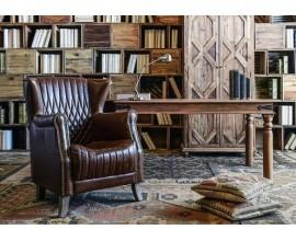 Luxusné kožené sedačky, kreslá a nábytok