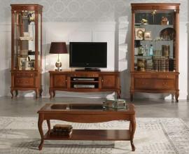 Kolekcia luxusného klasického rustikálneho nábytku CASTILLA