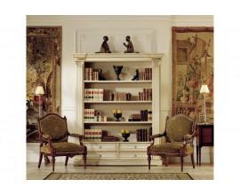 Luxusné knižnice a regále