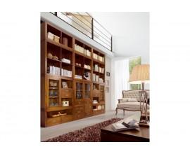 Luxusné a štýlové knižnice do pracovne a kancelárie