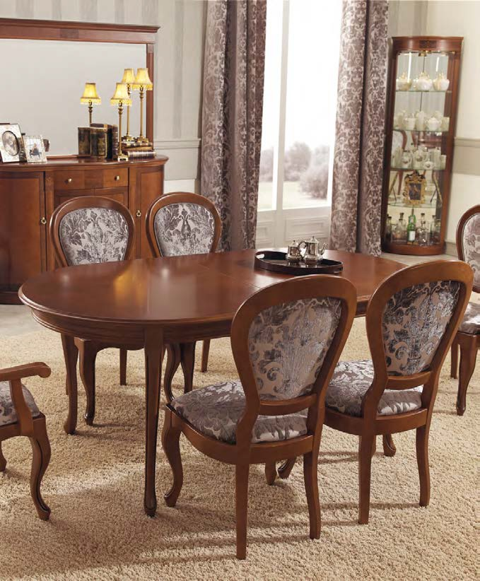Jedáleň v klasickom štýle