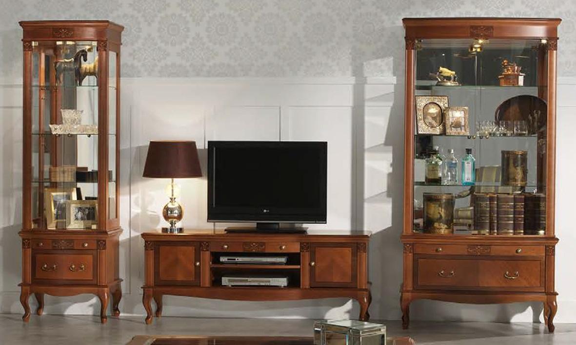 Obývacia izba v klasickom štýle